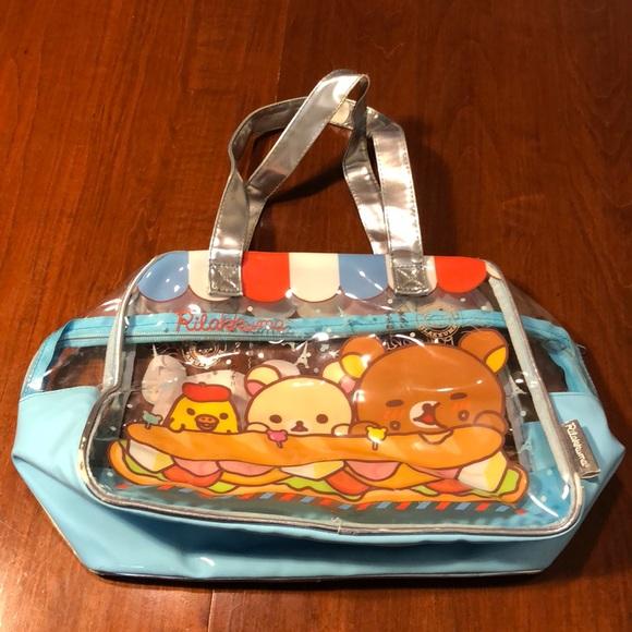 Handbags - CUTE Rilakkuma POOL/BEACH BAG